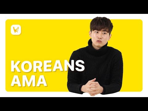 On Dating Foreigners | Koreans Answer