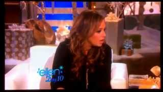 Leah Remini on Ellen show caught husband cheating, prank or not?