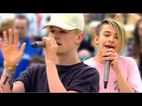 Bars and Melody: Thousand Years LIVE (ZDF Fernsehgarten, 2717)