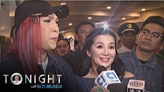 TWBA: Vice and Kris clear issue on their friendship