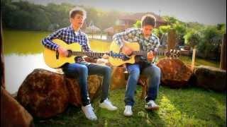 Agora vai / Página de amigos / Coração está em pedaços (cover) - Junior & Lamarque