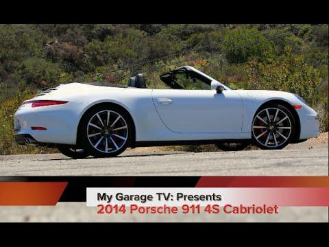 Porsche 911 Carrera 4S Cabriolet 991 The best all around sports car in the world