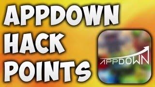 Appdown Hacks / Glitch Unlimited Points