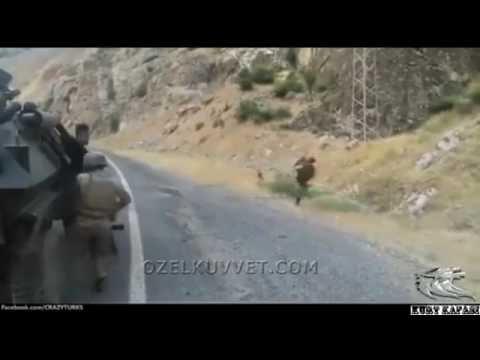 ŞAŞI pkk lı terörist