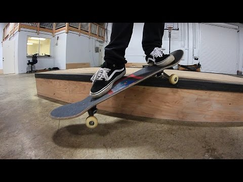 watch TODAY WE LEARNED BACKSIDE SMITH GRINDS!
