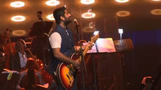 Arijit sing performing Live on Gerua -DILWALE (2016) HD. #Srk