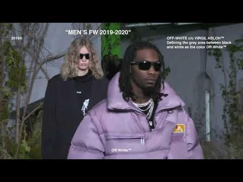 Xxx Mp4 Off White Menswear Fall Winter 2019 2020 3gp Sex