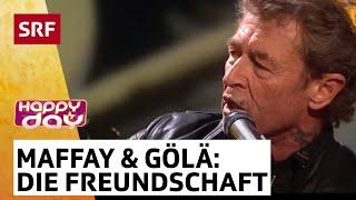 Peter Maffay und Gölä mit «Es lebe die Freundschaft» - Happy Day
