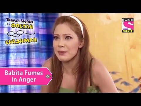 Xxx Mp4 Your Favorite Character Babita Fumes In Anger Taarak Mehta Ka Ooltah Chashmah 3gp Sex