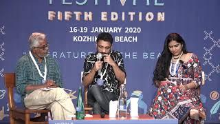 Moving images and Times: Padmapriya, C S Venkiteswaran, Vipin Vijay