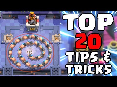 Xxx Mp4 Top 20 Tips Tricks In Clash Royale Ultimate Clash Royale Pro Guide 2 3gp Sex