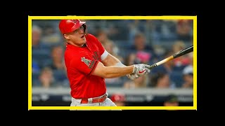 Breaking News   Mike Trout is still somehow pushing his career highs after monster game at Yankee S