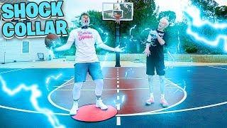 1v1 Basketball, But Everytime You Miss You Get Shocked
