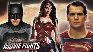 Batman v Superman v Wonder Woman: Who Wins? - MOVIE FIGHTS!