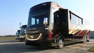 Travel in new luxury bus 2017 king Aire features top usa motorhomes an rv