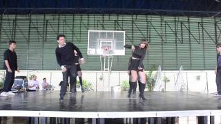 Trouble Maker - '내일은 없어 (Now) + Intro 'Trouble Maker' COVER DANCE by A.K.A DISTRICT