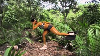 Rutina para Pompis y abdomen inspirado en Anaconda de Nicki Minaj | TiffanyRotheWorkouts