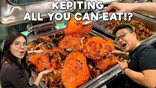 RP 180.000 BISA MAKAN KEPITING & SEAFOOD ALL YOU CAN EAT SEPUASNYA !!