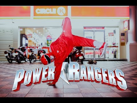 Xxx Mp4 XXXTENTACION Look At Me Power Rangers RED RANGER Power Moves 2017 3gp Sex