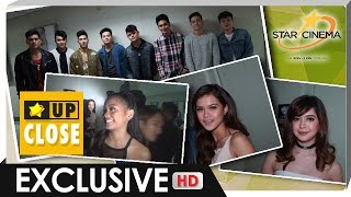 Ylona, Enchong, Maris, Sue, Hashtags, reveal their dates for the upcoming Star Magic Ball 2016