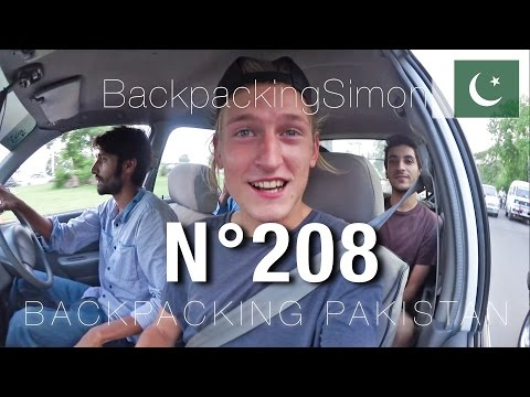 Wieder vereint in Islamabad! Pakistan / Weltreise Vlog / Backpacking #208