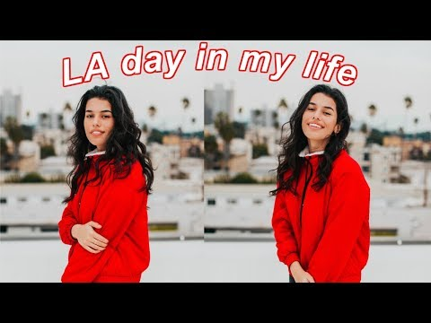 Xxx Mp4 LA Day In My Life Vlog Ava Jules 3gp Sex