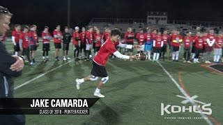 #1 Ranked Punter/Kicker | Georgia Football Commit | Jake Camarda