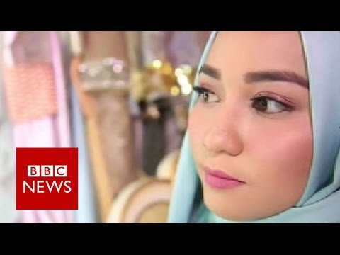 Xxx Mp4 Hipster And Heavy Metal Hijabis BBC News 3gp Sex