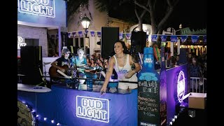 see thru dress at fantasy fest 2017 Saturday parade in duval street key west the hottest girls