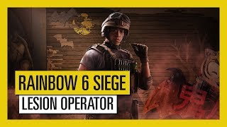 Tom Clancy's Rainbow Six Siege - Blood Orchid : Lesion Operator