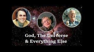 خدا، جهان هستی و هر چیز دیگر ( کارل سیگان ، استیون هاوکینگ ، ارتور سی کلارک ) ( زیرنویس فارسی )