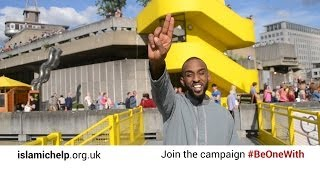Faisal Salah - Be One | Join The #BeOneWith Campaign | Official Islamic Help Nasheed |