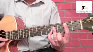 Jiyein kyun guitar lesson -Papon (www.tamsguitar.com)