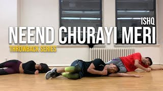 Neend Churayi Meri - Ishq | Rohit Gijare Choreography | Ajay Devgn, Kajol, Aamir Khan, Juhi | Dance