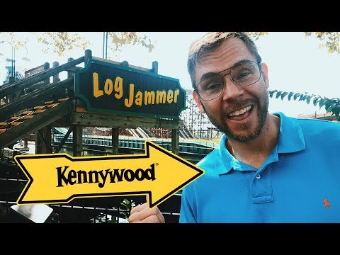 Dad s Goodbye to Kennywood s Log Jammer