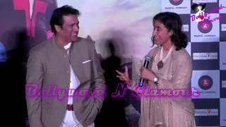 Manisha Koirala Shares Her Experience Working With Govinda In The Film 'Maharaja'