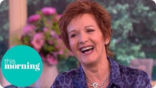 Jackie Woodburne Loves the British Neighbours Fans | This Morning