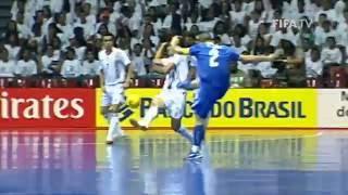 Highlights: Iran v. Italy - FIFA Futsal World Cup Brazil 2008