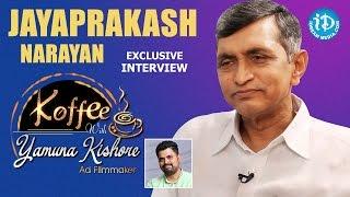 Lok Satta Party President Jayaprakash Narayan Interview || Koffee With Yamuna Kishore #7