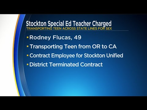 Xxx Mp4 Stockton Special Education Teacher Accused Of Taking Teen For Sex 3gp Sex