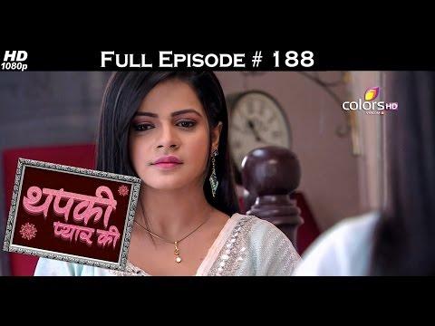 Thapki Pyar Ki - 28th December 2015 - थपकी प्यार की - Full Episode (HD)
