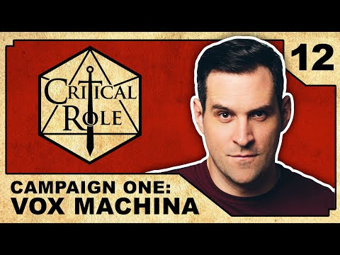 Dungeons & Dragons Campaign Tips - Critical Role RPG Show: Episode 12