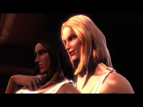 Xxx Mp4 Aphrodite And Kratos Sex Scene God Of War 3 Remastered Let 39 S Play Part 9 3gp Sex