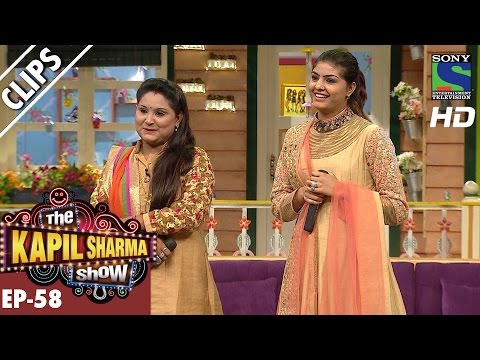 Noora sisters met Noori Sisters -The Kapil Sharma Show–6th Nov 2016