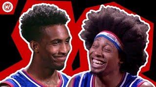 Bad Joke Telling | Harlem Globetrotters Edition