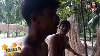 গ্রামের চাষীর মজার বাউল গান।কি সুন্দর এক গানের পাখি/Ki sundor ak ganer pakhi k-Baul song-২০১৭