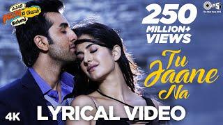 Tu Jaane Na - Bollywood Sing Along - Ajab Prem Ki Ghazab Kahani - Atif Aslam