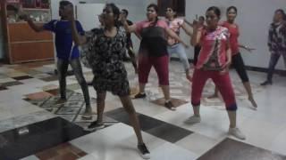 I want isq isq  great grand masti hiphop warmup NAIDU DANCE CLASS
