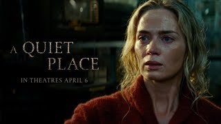 A Quiet Place (2018) - Big Game Spot - Paramount Pictures