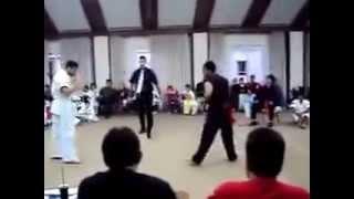 Karate Kyokushin vs Kung Fu
